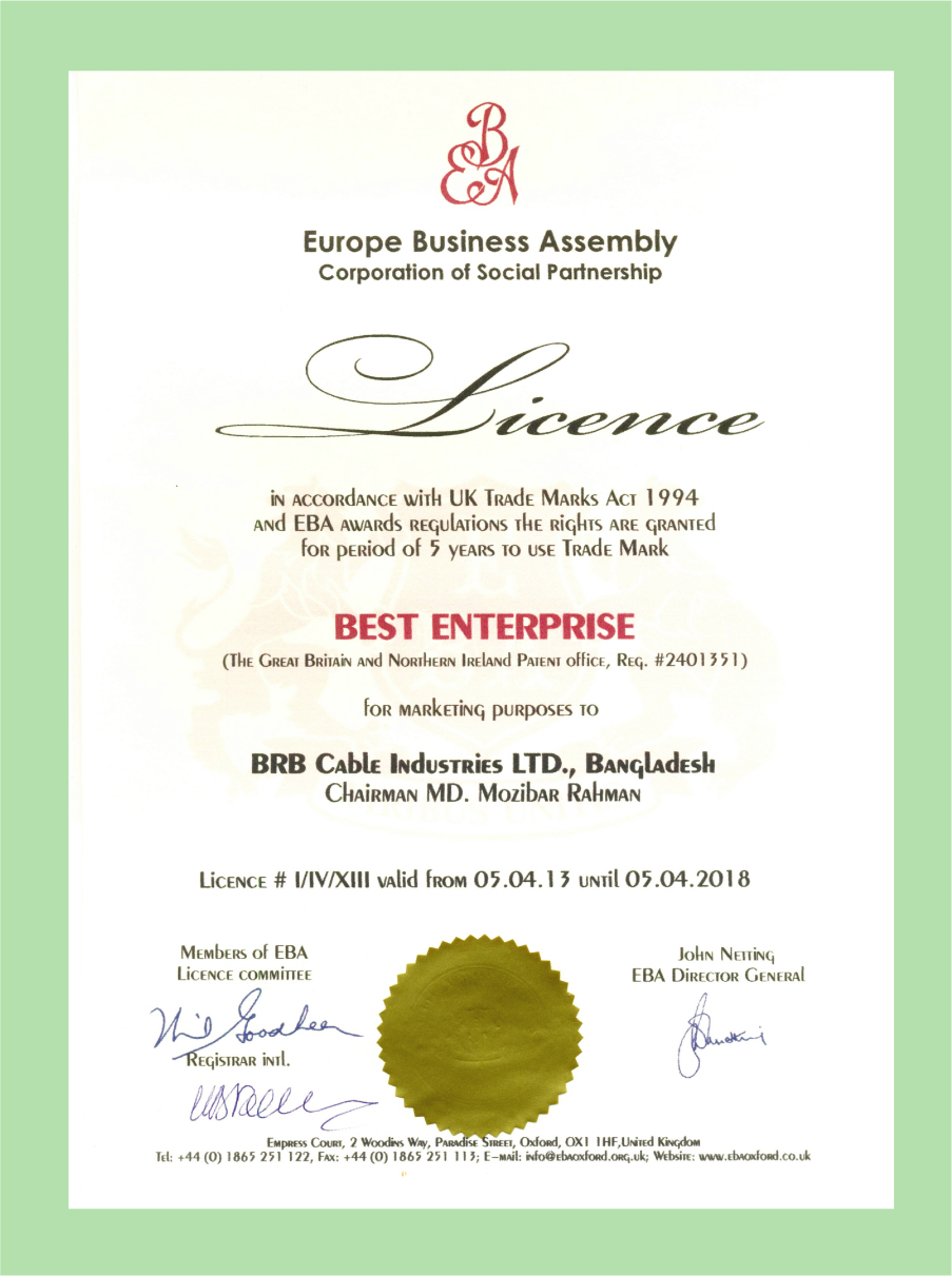 BEST ENTERPRISE License
