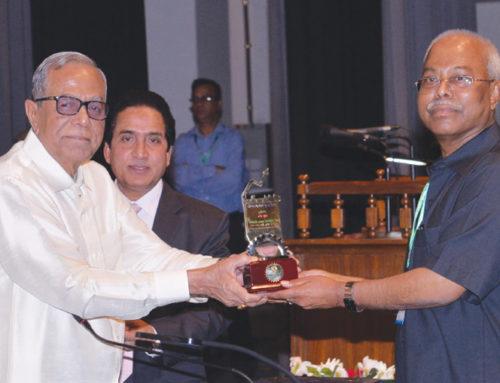 President's Award for Industrial Development, 2014