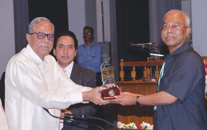 President's Award for Industrial Development, 2014