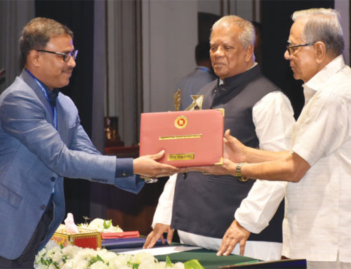 President's Award for Industrial Development, 2016